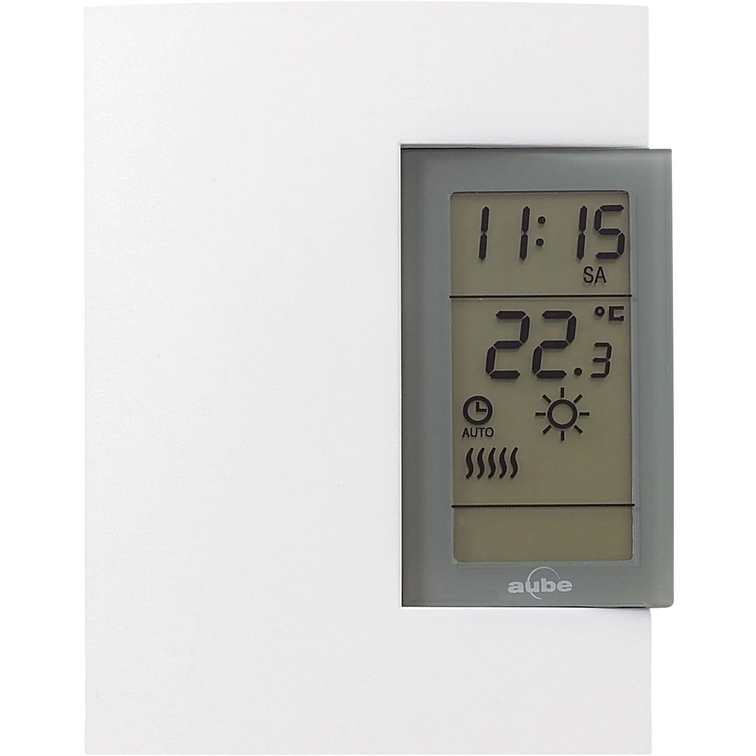 Thermostat Chaudiere Gaz Leroy Merlin Thermostat D Ambiance Programmable Filaire De Dietrich Thermostat