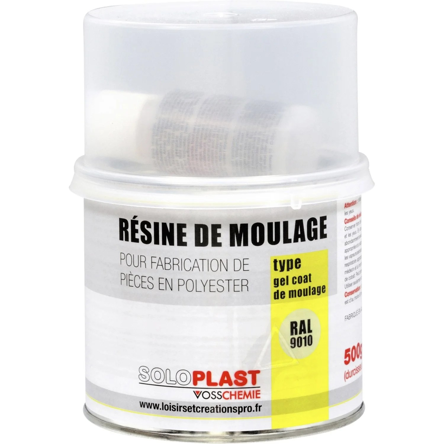 Gelcoat De Finition Leroy Merlin Résine Gel Coat Soloplast 500g Leroy Merlin