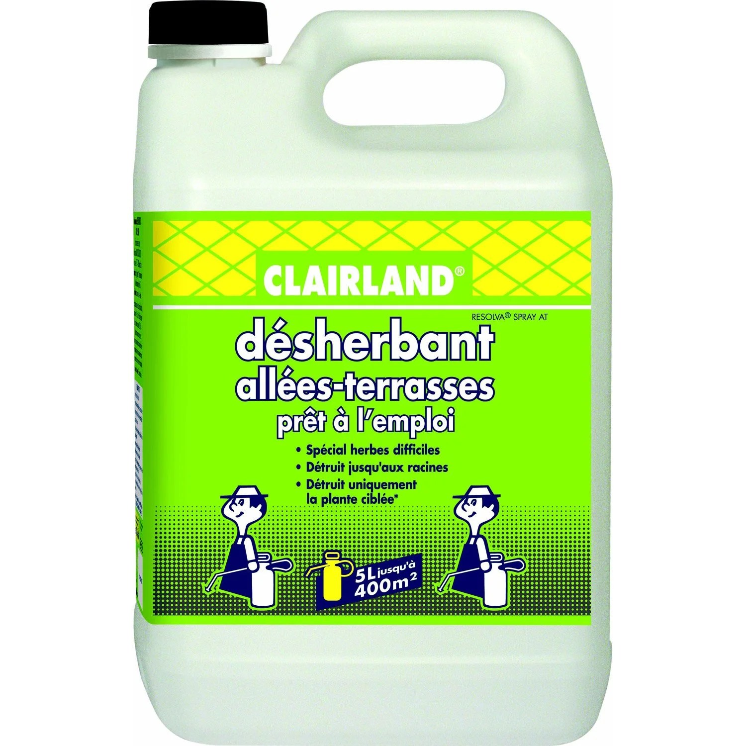 Desherbant Leroy Merlin D Sherbant Gazon Clairland 5l Leroy Merlin Black Bedroom