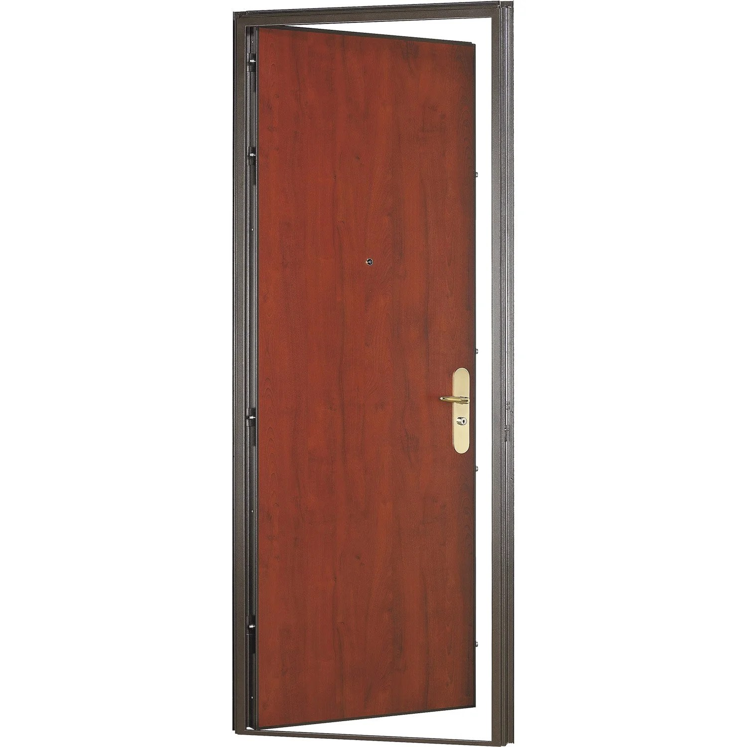 Porte Blindée Appartement Porte Blindée Sur Mesure Diamant 2 Leroy Merlin