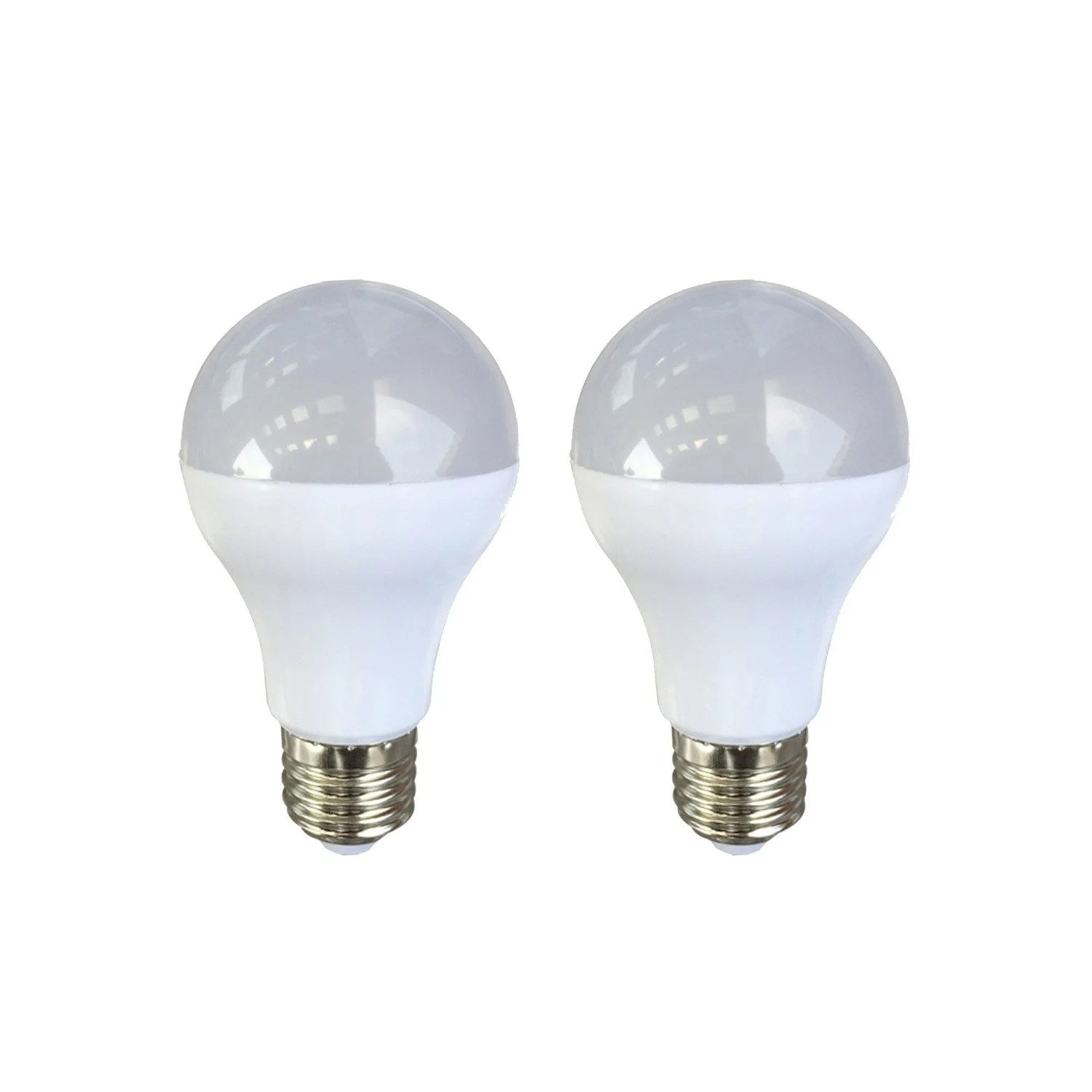 Leroy Merlin Ampoule E27 Lot De 2 Ampoules Standards Led 9w 806lm équiv 60w E27