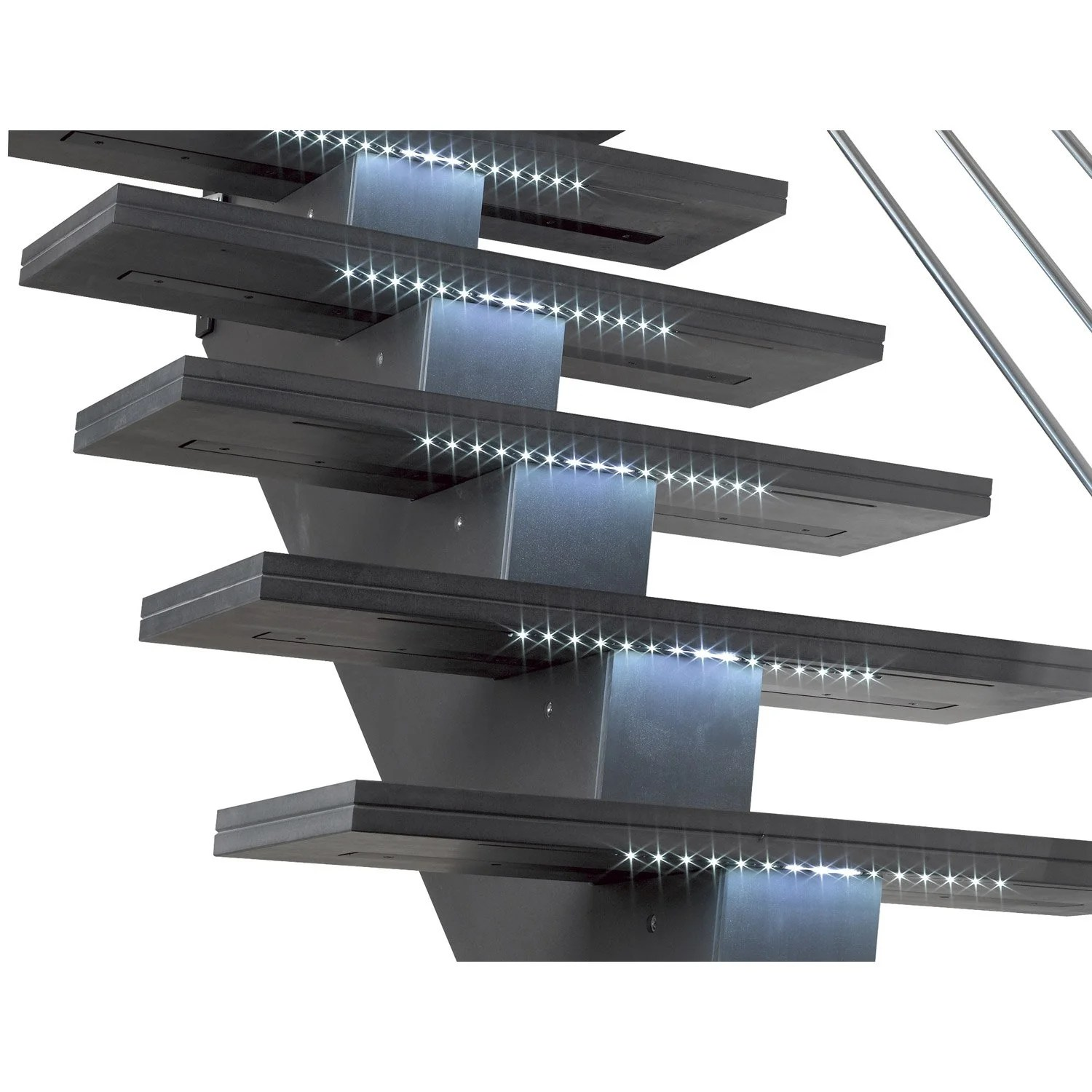 Escaliers Leroy Merlin Kit Led Pour Escalier Gomera Leroy Merlin