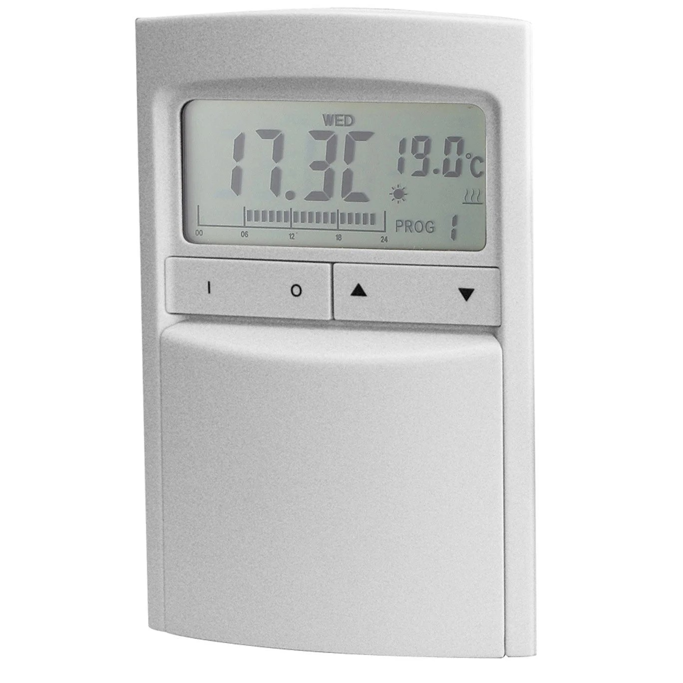 Thermostat Chaudiere Gaz Leroy Merlin Thermostat Programmable Filaire Celcia Crono 912 Leroy