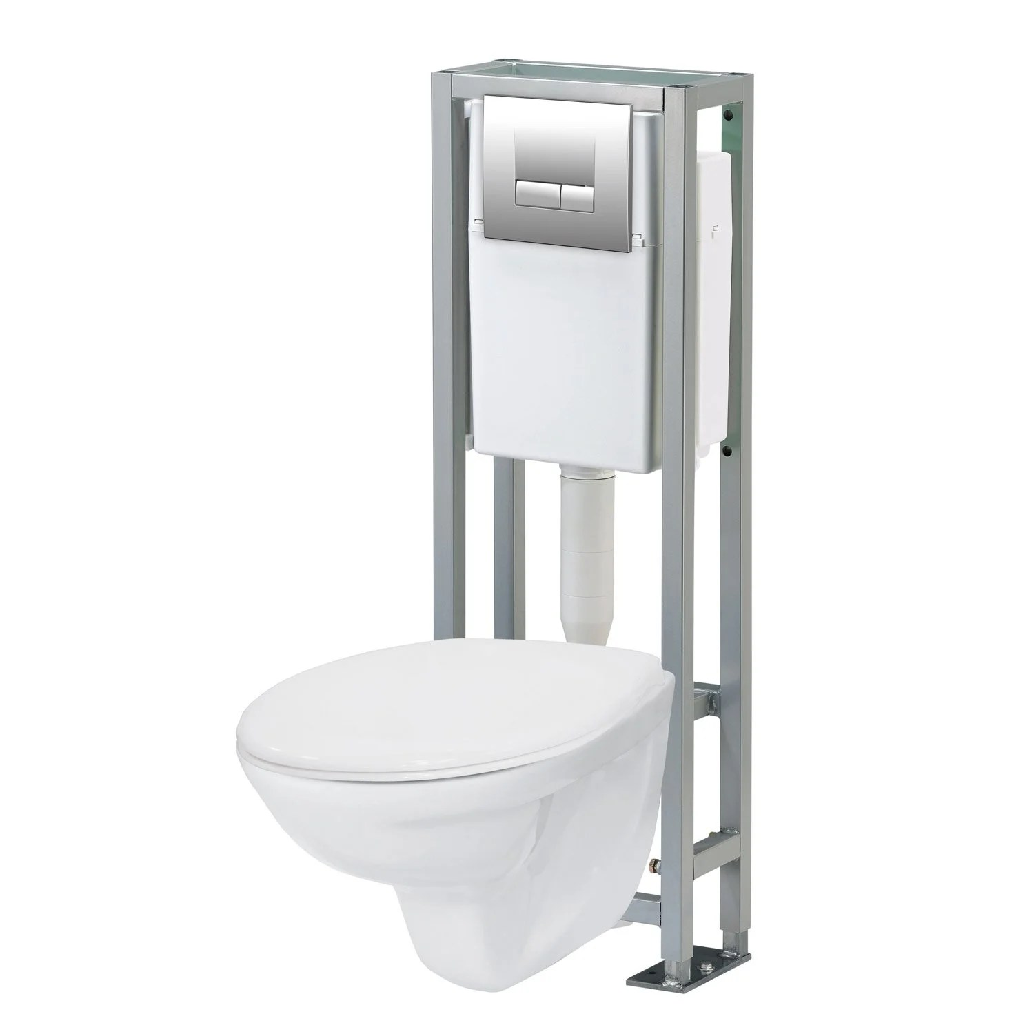 Wc Lavabo Pack Wc Suspendu Bti Sol Siamp Actua With Wc Avec Lavabo