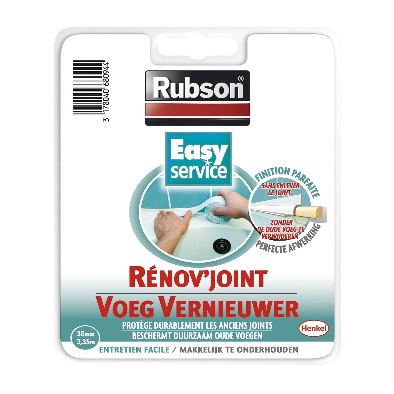 Couvre Joint Carrelage Couvre Joint Pour Mastic Rubson Easy Leroy Merlin