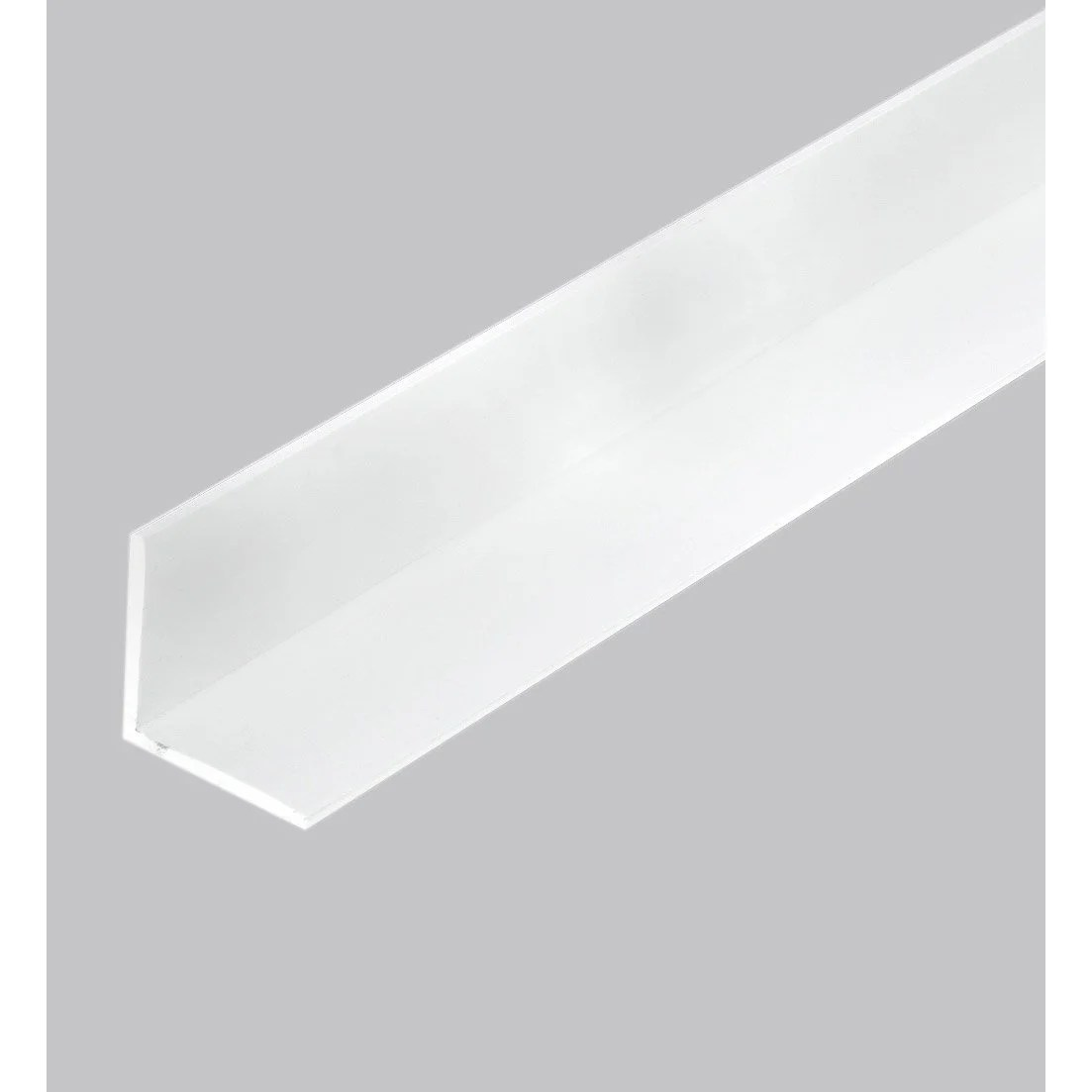 Gelcoat De Finition Leroy Merlin Cornière Pvc Blanc 100 X 100 Mm L 2 6 M Leroy Merlin