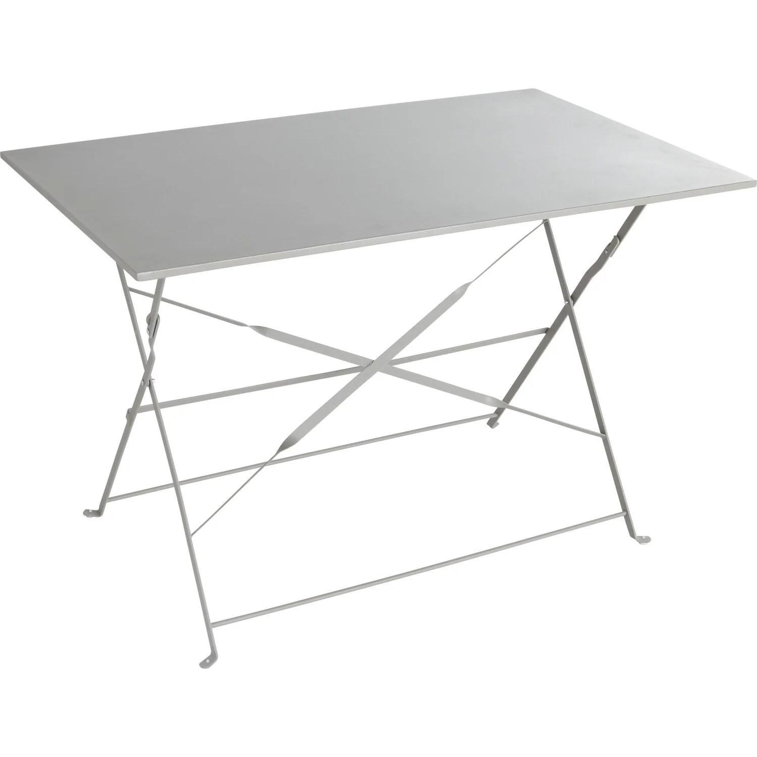 Table Pliable Leroy Merlin Table De Jardin Naterial Flore Rectangulaire Gris 4