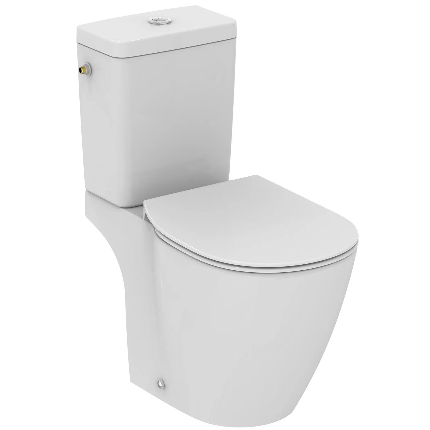 Pack Wc Gain De Place Pack Wc à Poser Sortie Horizontale Ideal Standard