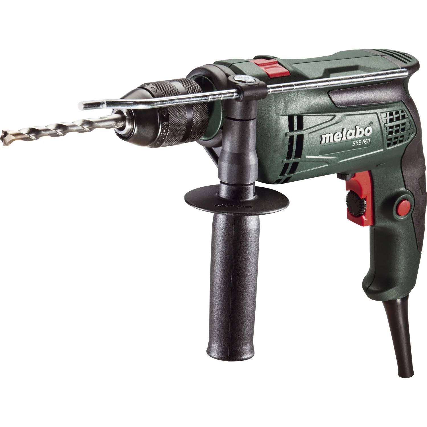 Metabo Leroy Merlin Perceuse à Percussion Filaire Metabo Sbe650 Leroy Merlin