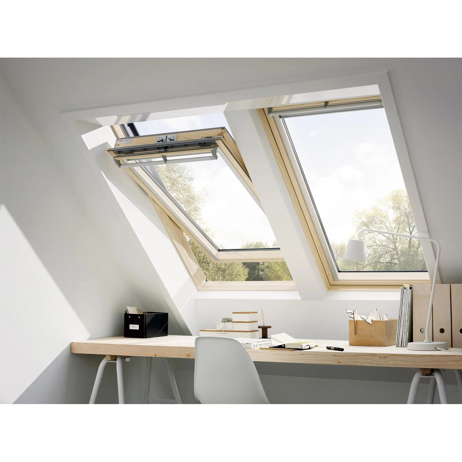 Velux Ggl S06 Store Velux 114x118 Pas Cher