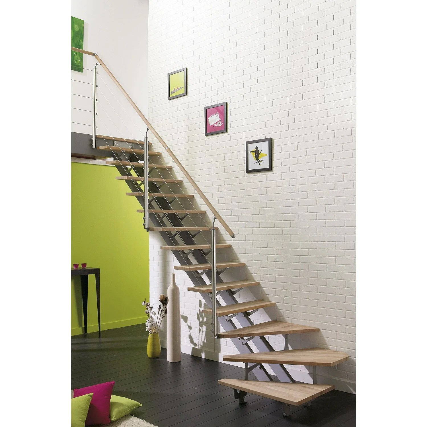 Carrelage Escalier Tournant Escalier Quart Tournant Escatwin Structure Aluminium