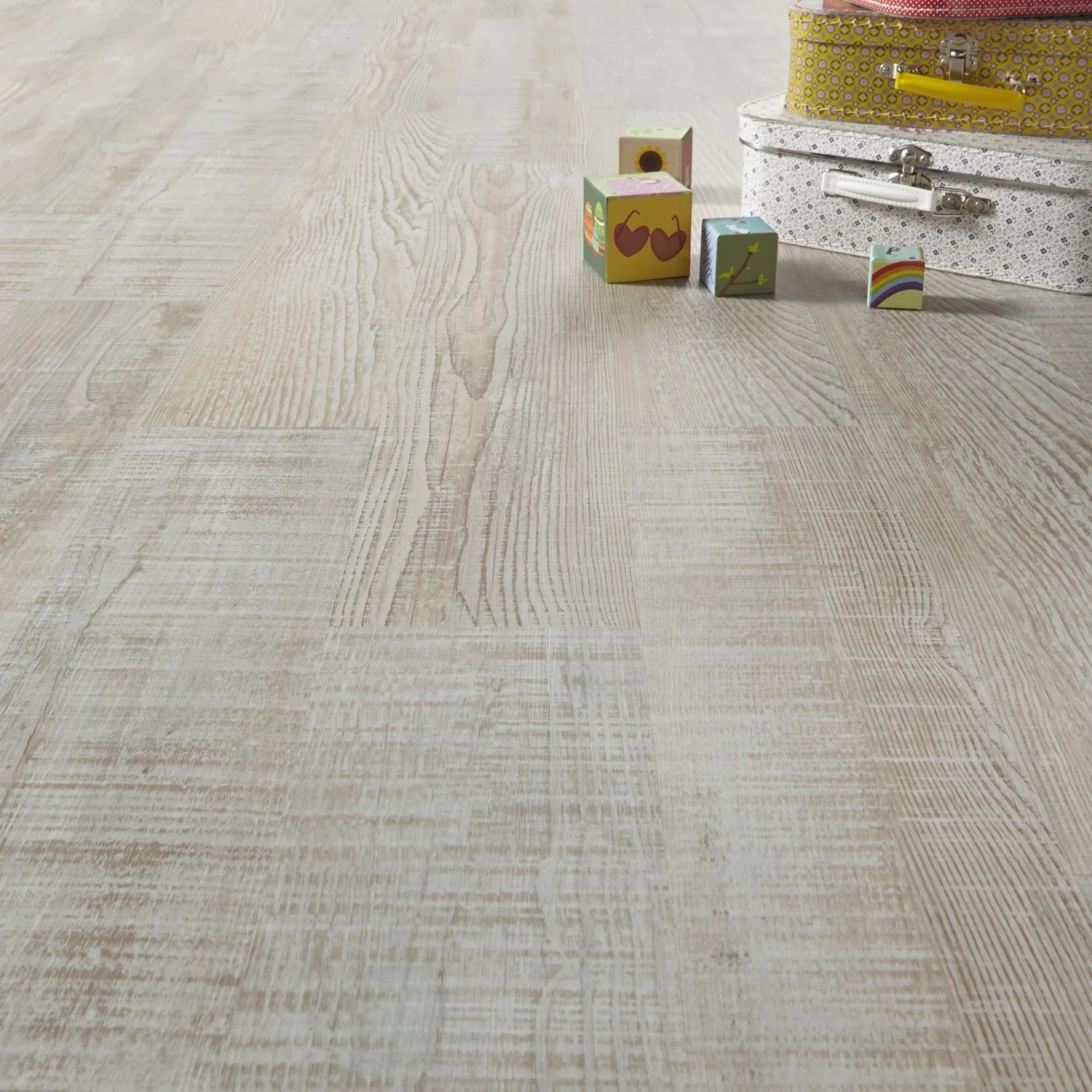 Lame Vinyle Gerflor Lame Pvc Clipsable Marron Candelnut Senso Lock Gerflor