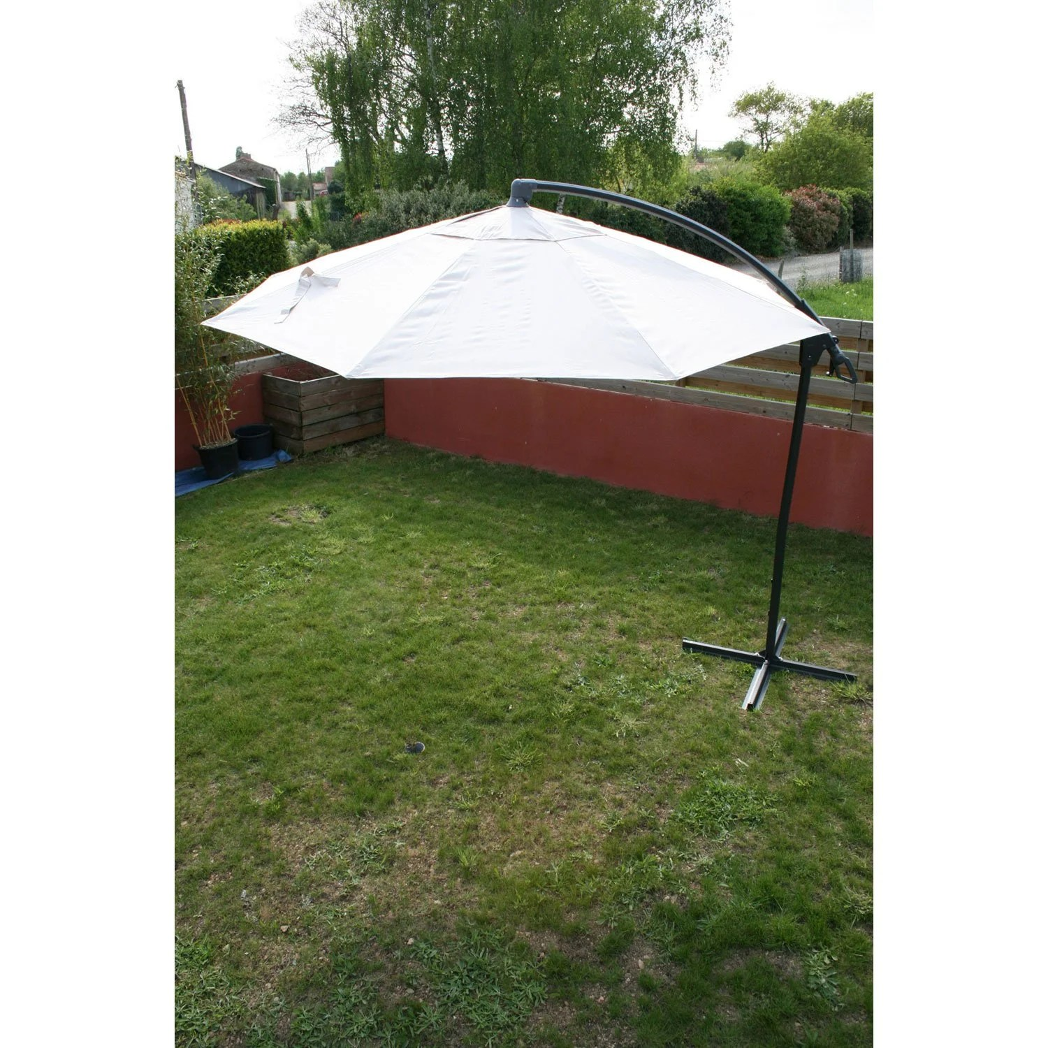 Parasol Anti Uv Leroy Merlin Parasoles Leroy Merlin Top Rgulation Plancher Chauffant