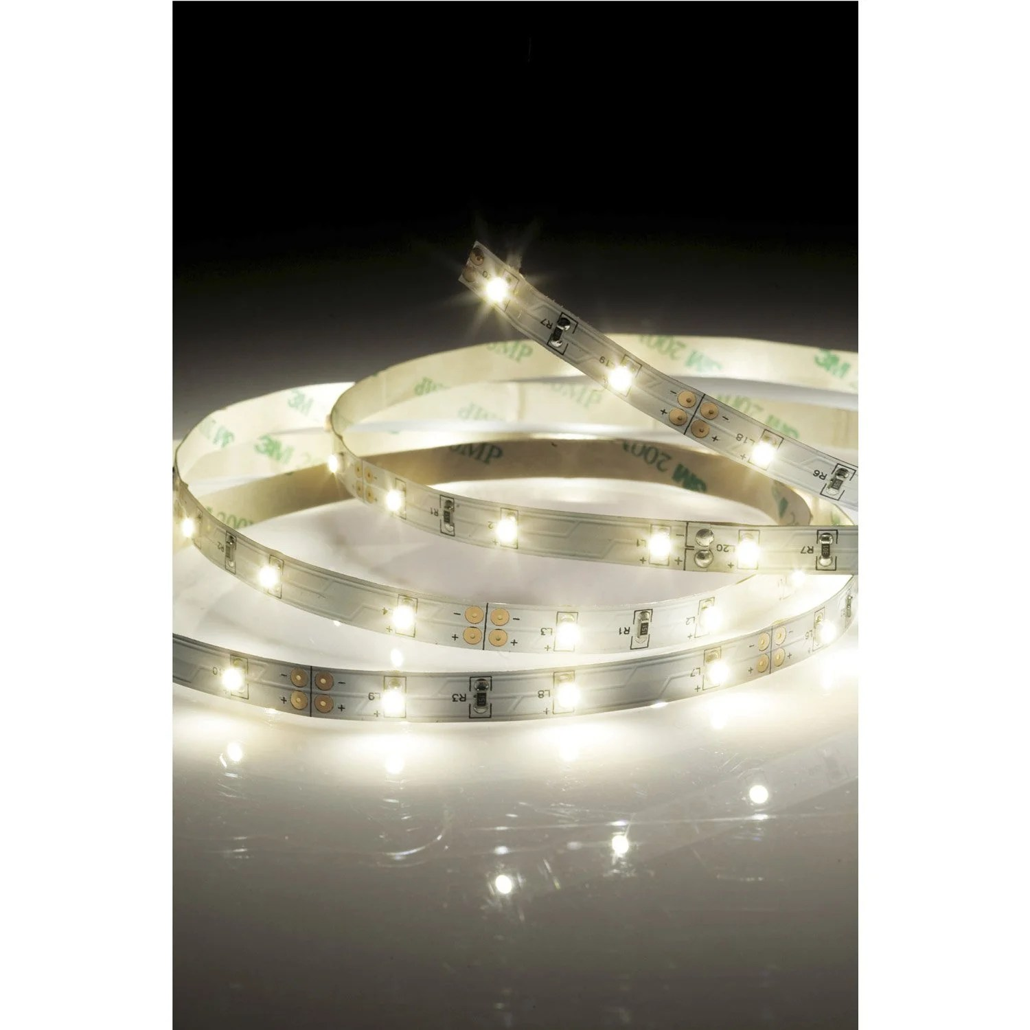 Ruban Led Leroy Merlin Ruban Led Strip Led Led 1 X 26 5 W Led Intégrée Blanc