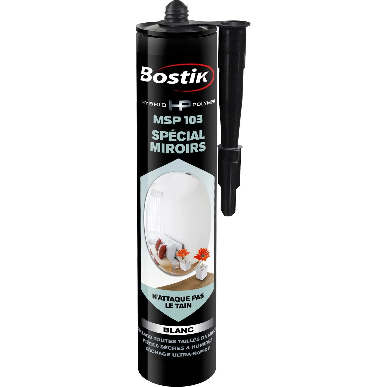 Mastic Colle Exterieur Colle Mastic Hybrid Polymer Msp 103 Bostik 290ml Leroy