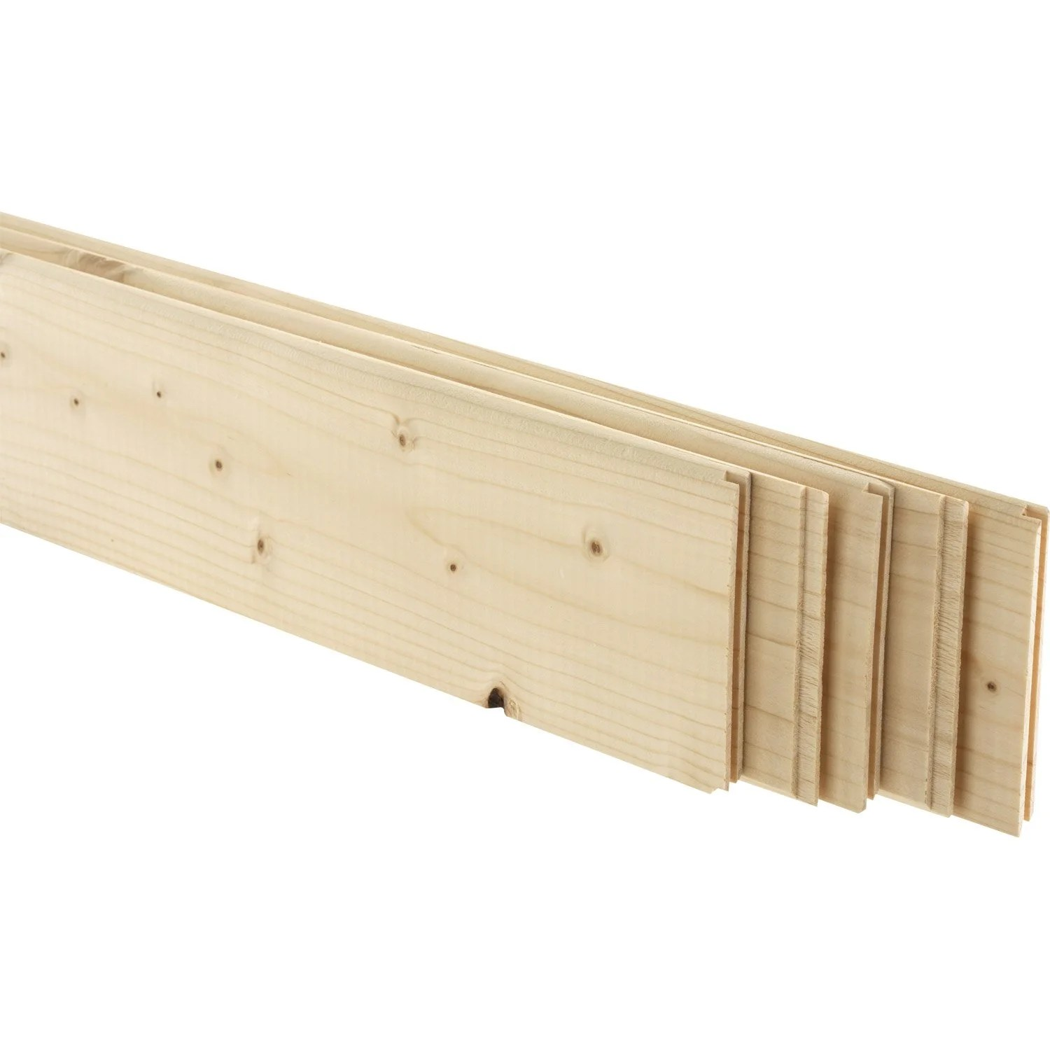 Plinthe En Bois Leroy Merlin Lot De 5 Plinthes Sapin Petits Noeuds Arrondies 8 5 X 105