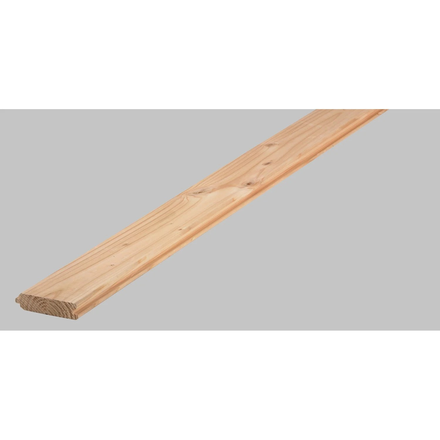Dimension Lame De Parquet Lame à Volet Douglas Petits Noeuds Raboté 96x27 Mm Long