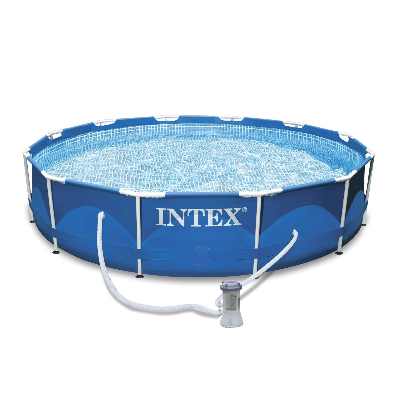 Leroy Merlin Piscine Hors Sol Intex Piscine Hors Sol Autoportante Tubulaire 305x76 Cm Intex