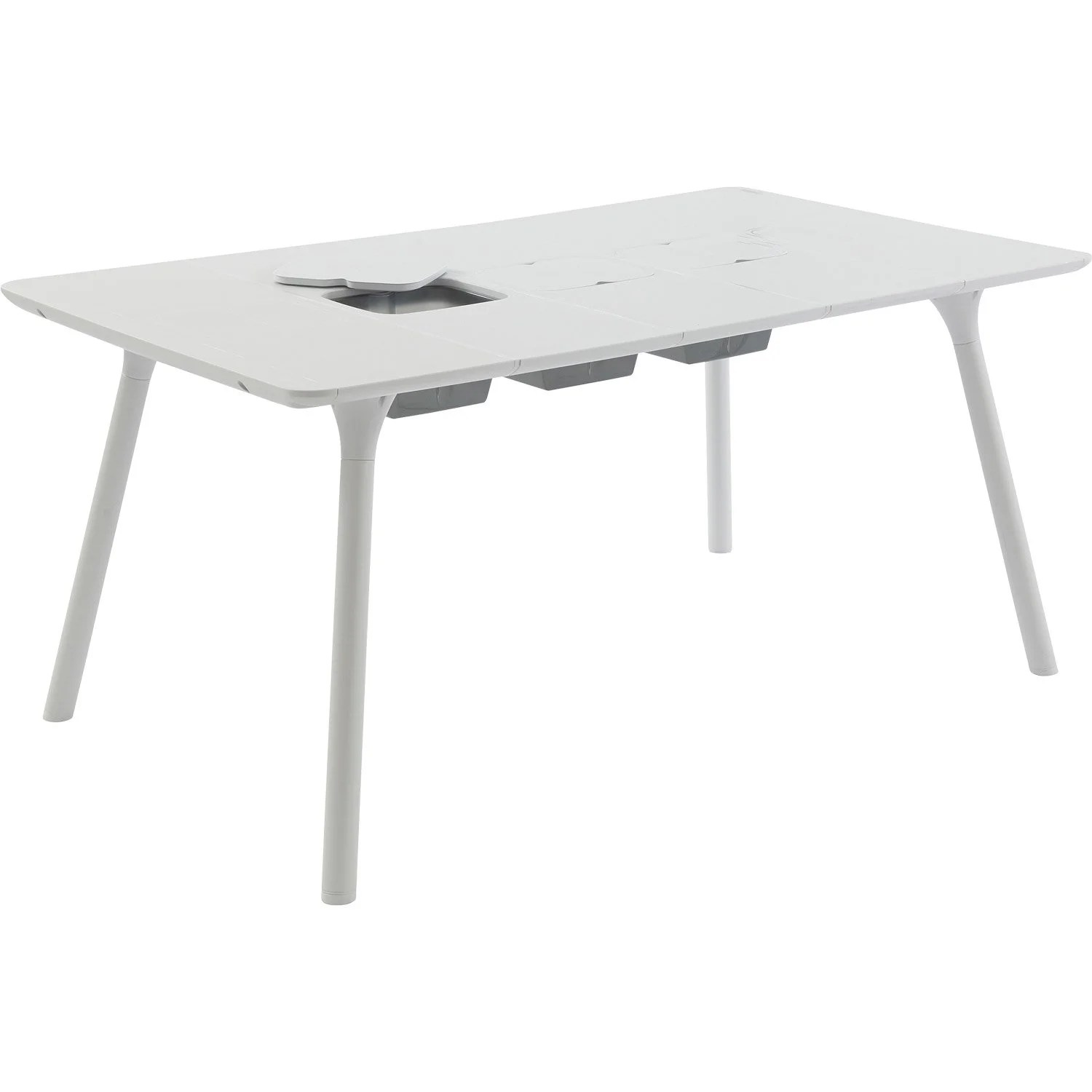Leroy Merlin Table De Jardin Table De Jardin Rectangle Playmood Naterial Leroy Merlin