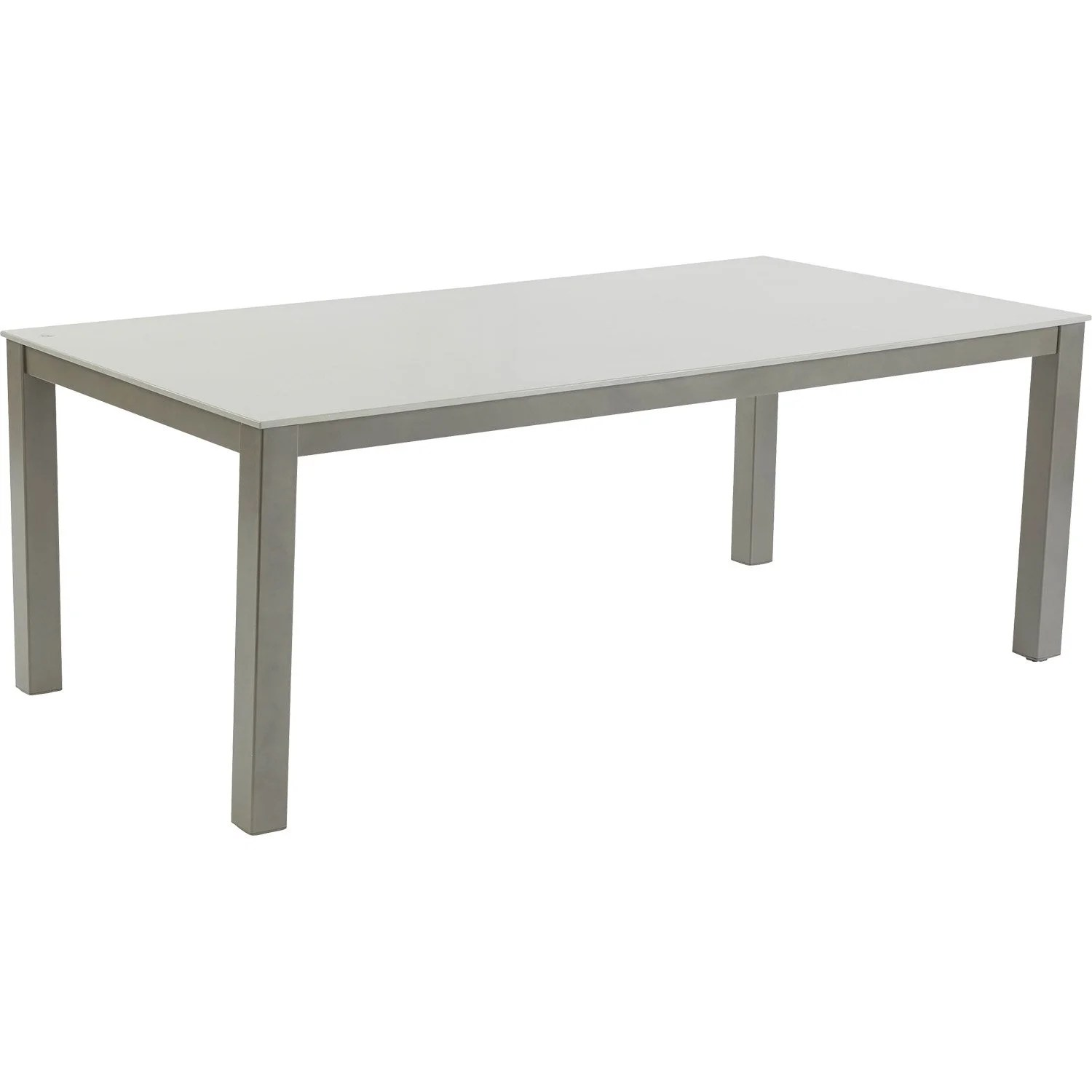 Leroy Merlin Table De Jardin Table De Jardin Rectangulaire Table 200x100cm Alu Durantie