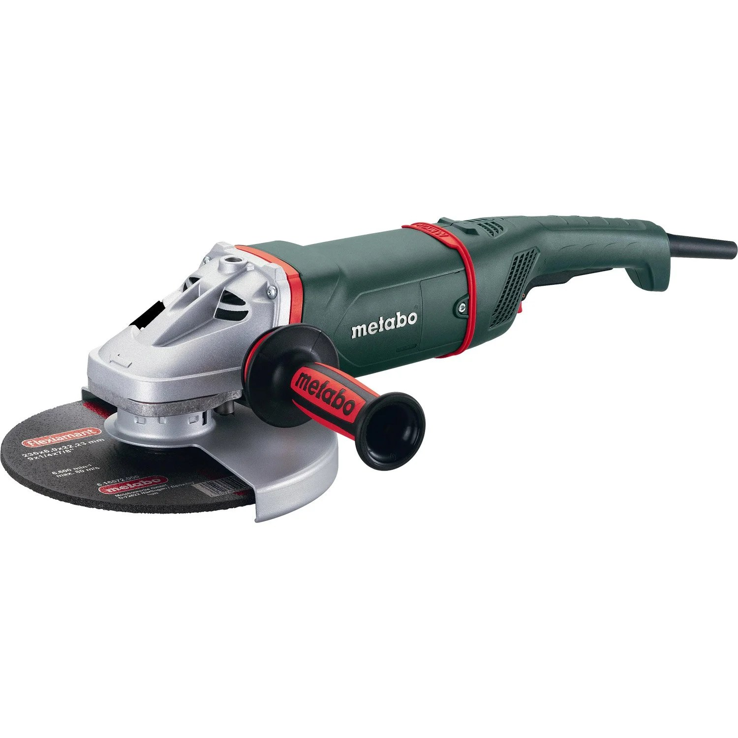 Metabo Leroy Merlin Meuleuse 230 Mm Metabo Wx 22 230 2200 W Leroy Merlin