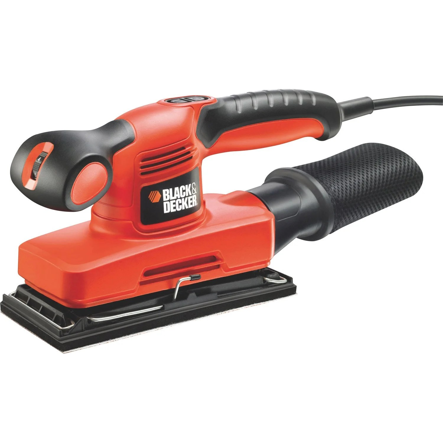 Ponceuse Orbitale Brico Depot.html Ponceuse Vibrante Filaire Black And Decker Ka320eka 240 W