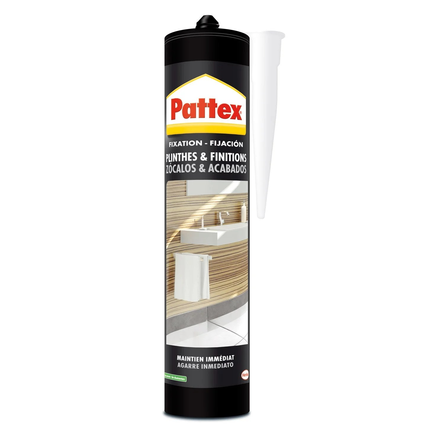 Colle Pour Plinthe Carrelage Colle Mastic Plinthes Carrelages Pattex 450 G Leroy Merlin