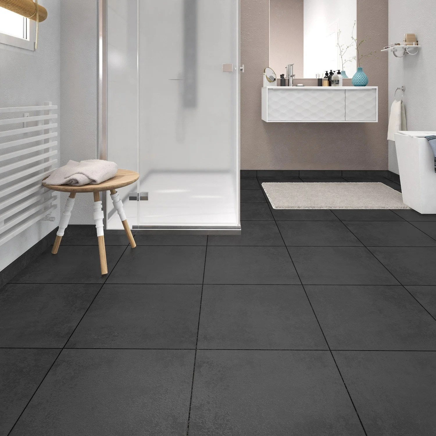 Carrelage Noir Leroy Merlin Carrelage Noir Brillant Leroy Merlin Affordable Credence