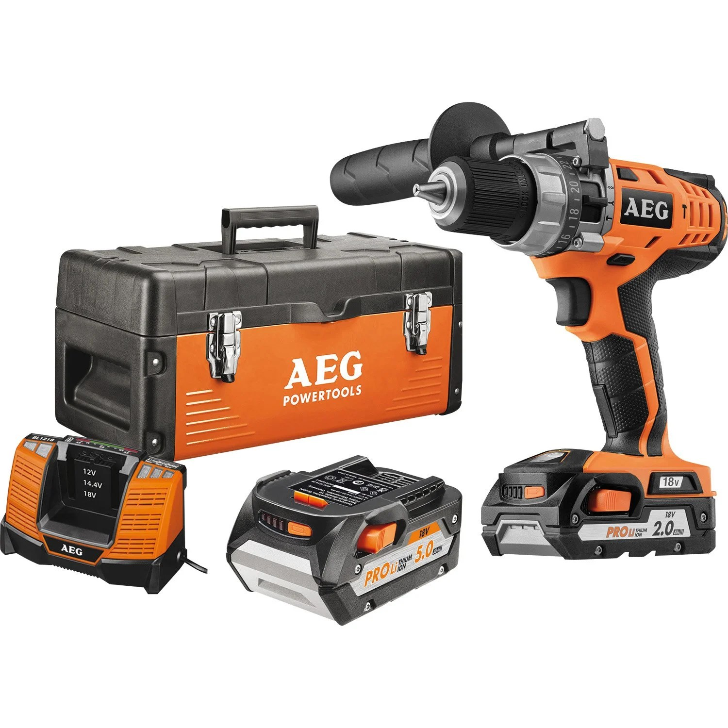 Vente Privee Aeg Aeg Powertools Perceuse