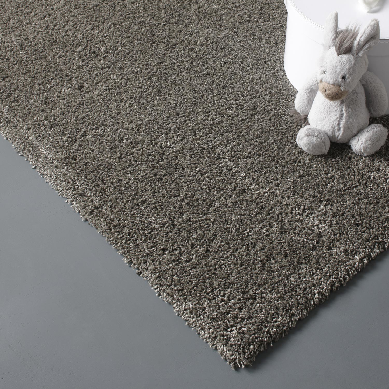 Tapis Salon Taupe Tapis Taupe Shaggy Lizzy L 160 X L 230 Cm Leroy Merlin
