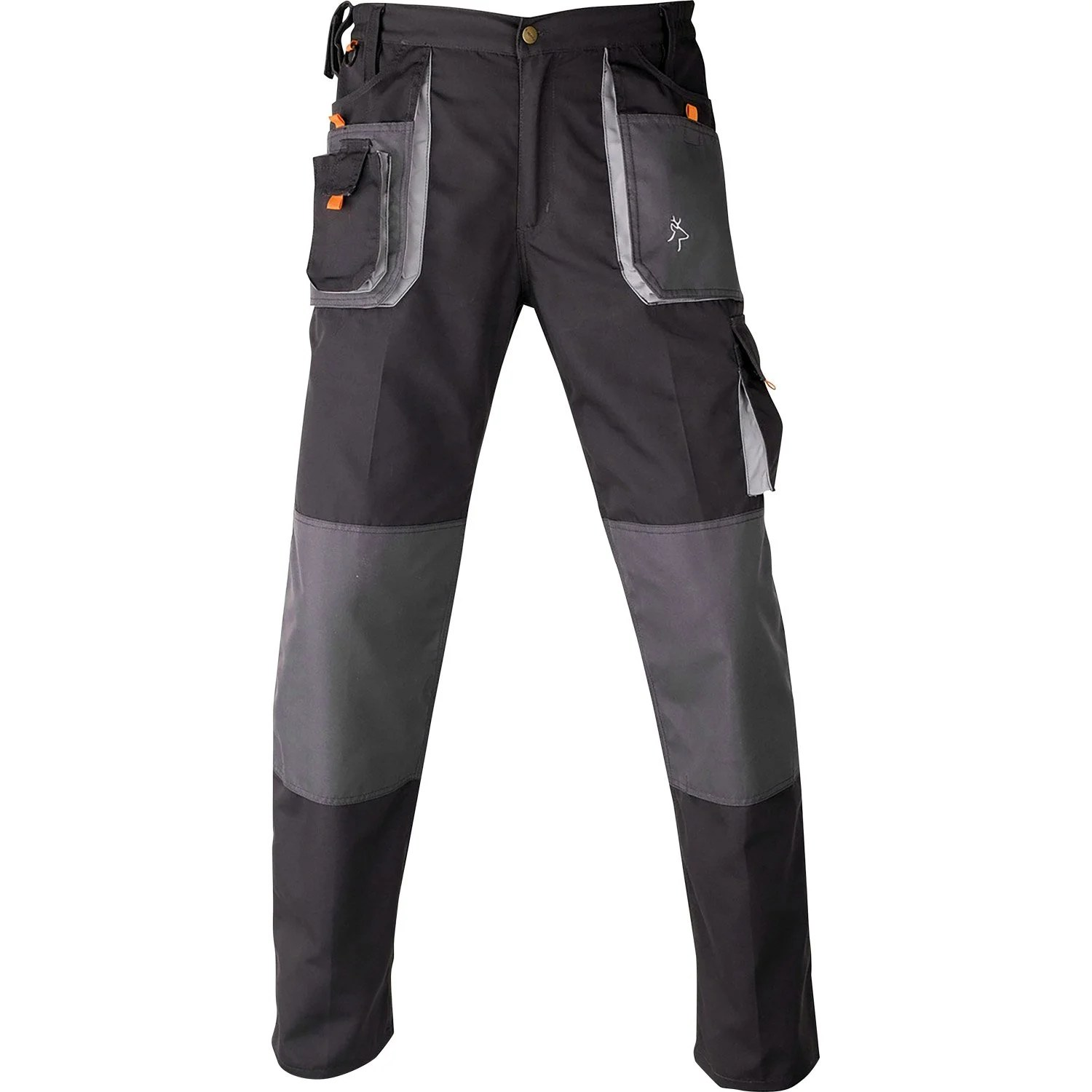 Pantalon Peintre Leroy Merlin Pantalon De Travail Multipoche Kapriol Smart Gris Noir