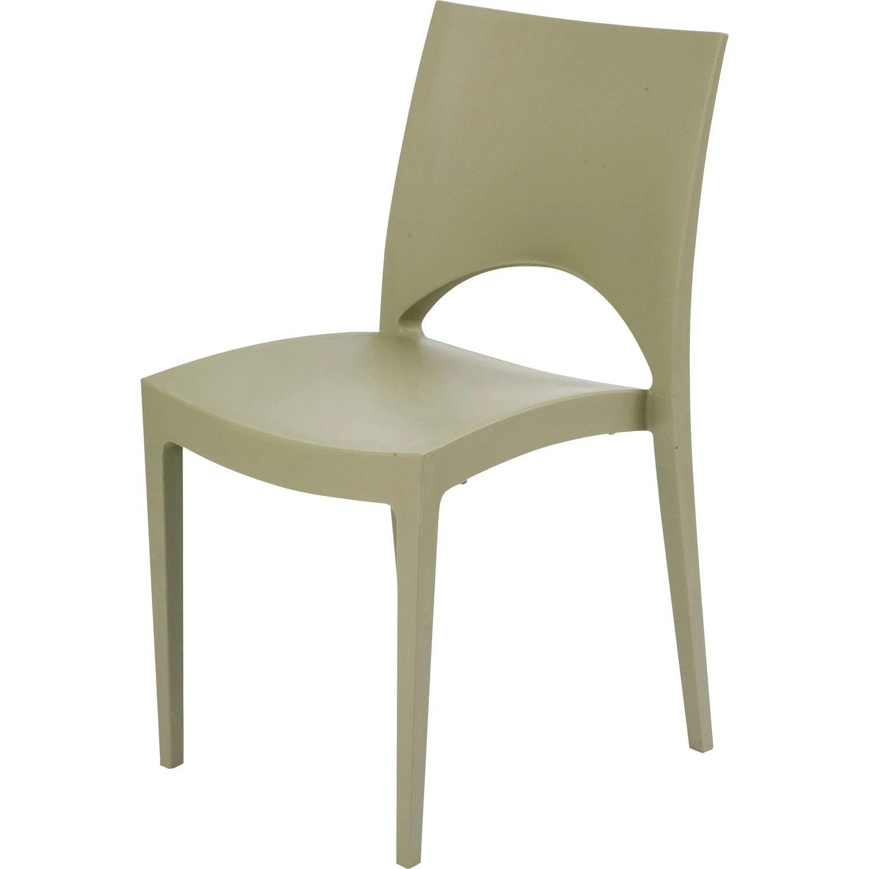 Chaise De Jardin Verte   Glamour Table De Jardin Verte Et Chaise ...