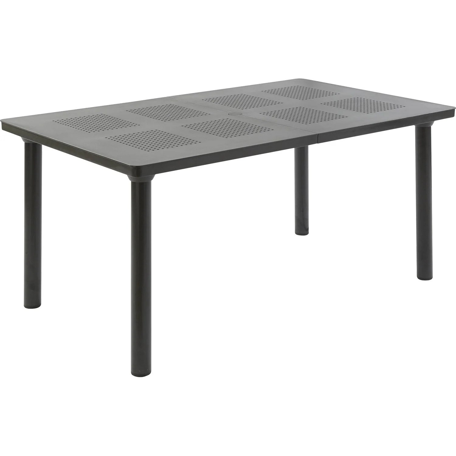 Leroy Merlin Table De Jardin Table De Jardin En Résine Libeccio Gris Antracithe Nardi