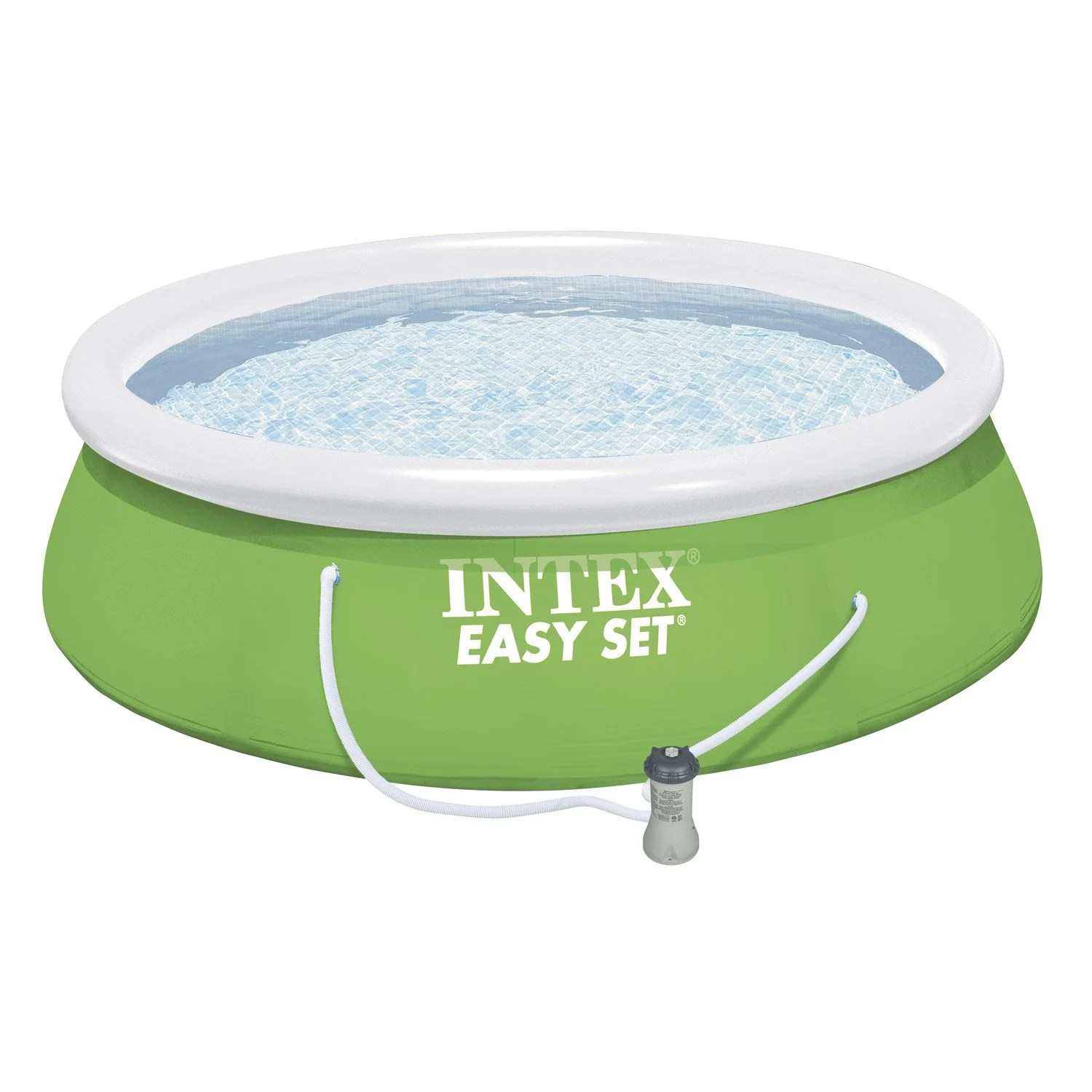 Leroy Merlin Piscine Hors Sol Intex Piscine Hors Sol Autoportante Gonflable Easy Set Intex