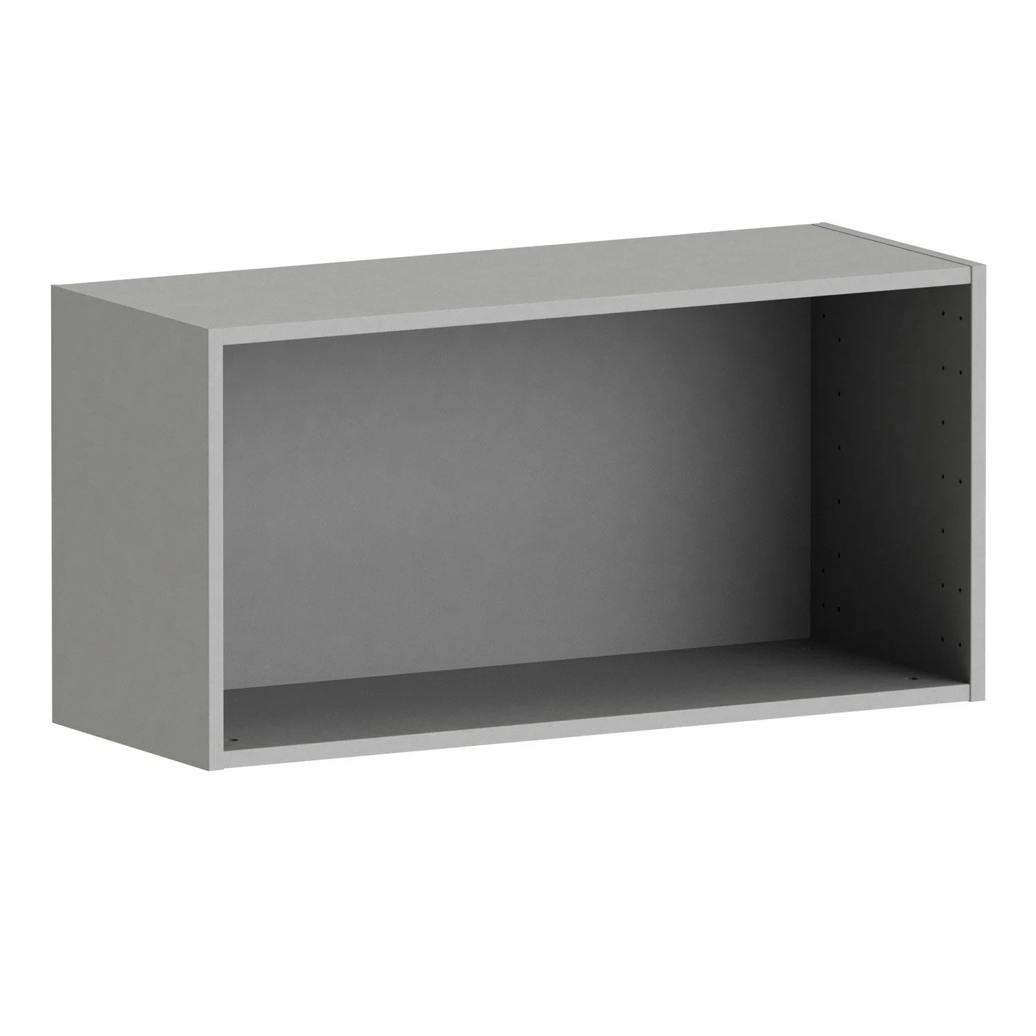 Caisson Spaceo Home Leroy Merlin Caisson Spaceo Home 40 X 80 X 30 Cm Anthracite Leroy Merlin