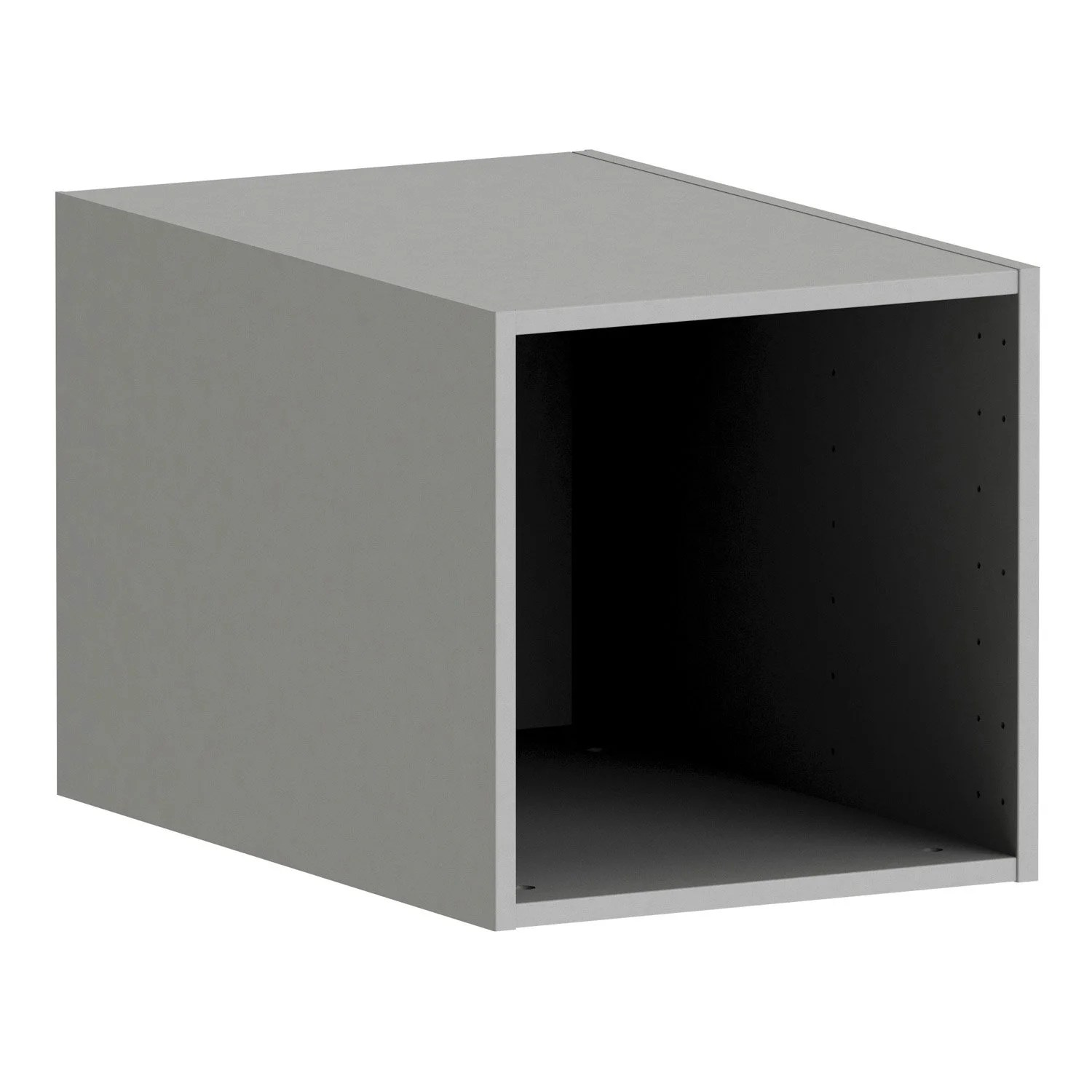 Caisson Spaceo Home Leroy Merlin Caisson Spaceo Home 40 X 40 X 60 Cm Anthracite Leroy Merlin