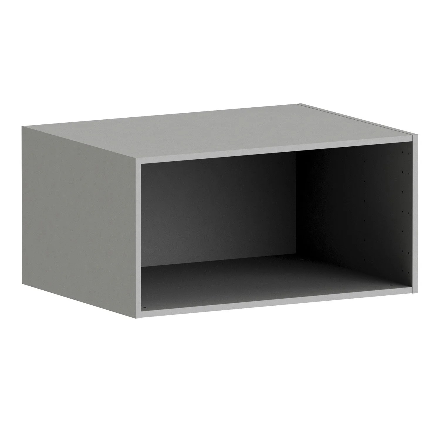 Caisson Spaceo Home Leroy Merlin Caisson Spaceo Home 40 X 80 X 60 Cm Anthracite Leroy Merlin