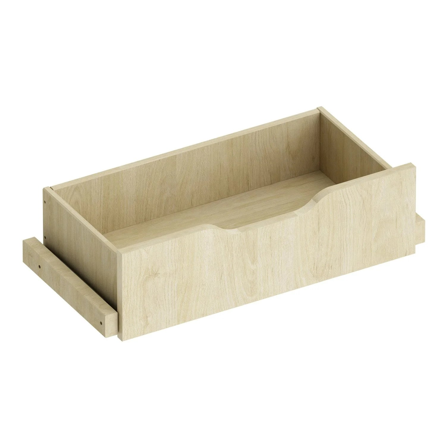 Couchtisch Lifto Kiefer Tiroir Spaceo