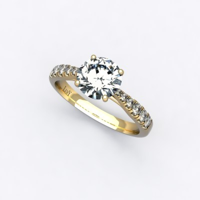 solitaire-milady-pave-diamant-rond-0.70-carats-or-jaune-0