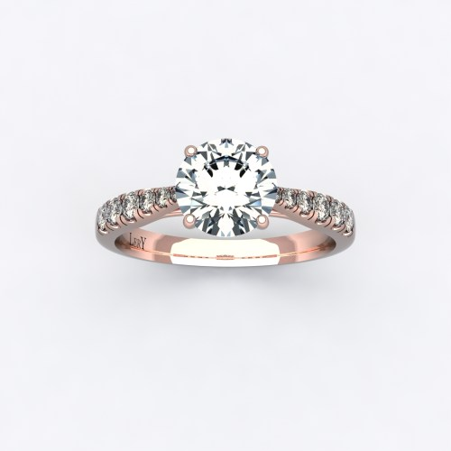 solitaire-milady-pave-diamant-rond-0.70-carats-or-rose-1