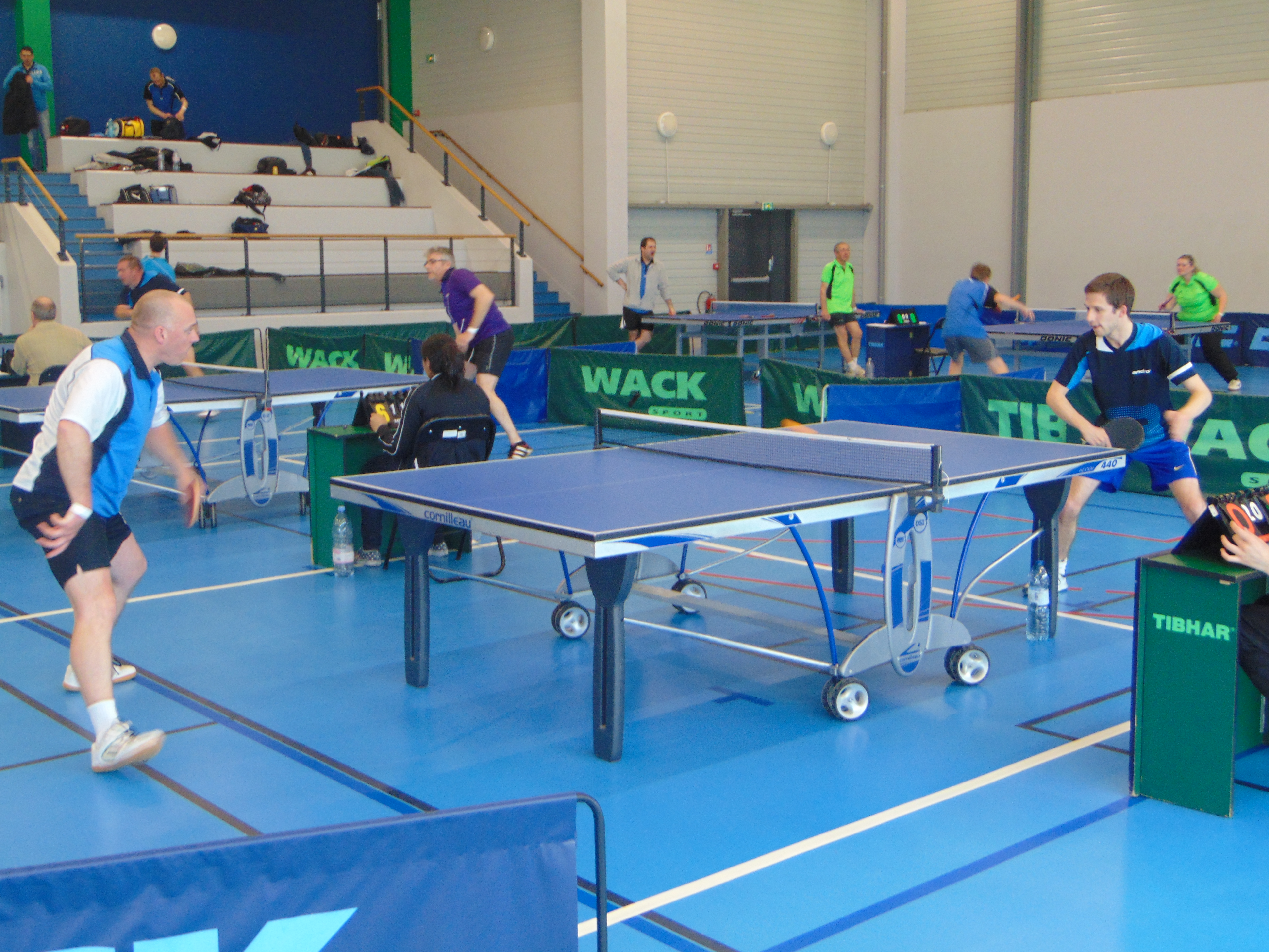 Wack Sport Tennis De Table Tennis De Table Les Raquettes De Magny