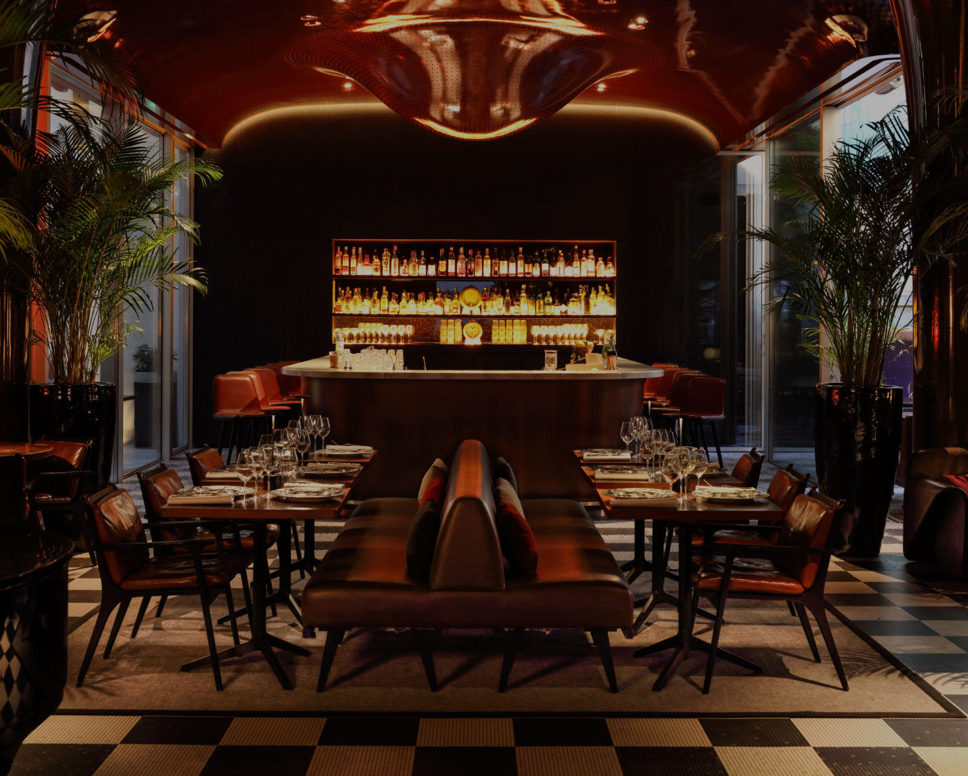 Bar A Manger Hotel Les Bains Les Bains Paris Hotel Paris Luxury Boutique