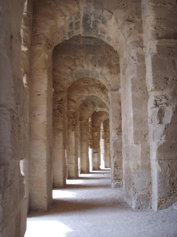 El Jem, Colisée - Tunisie