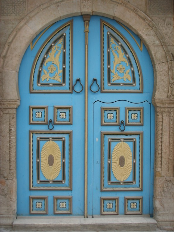Osez franchir la porte - Tunisie