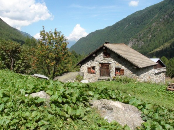 Le Buet, Chamonix