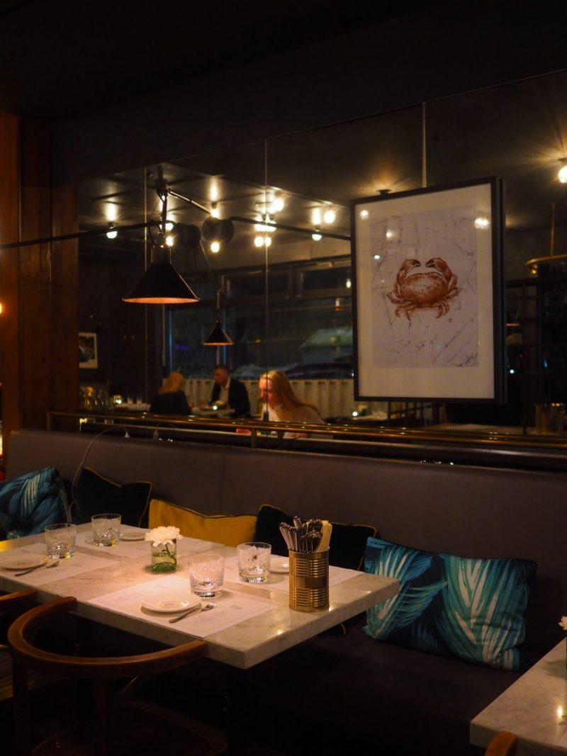 Raue Shop Berlin French Dinner At Colette A Brasserie By Tim Raue Les