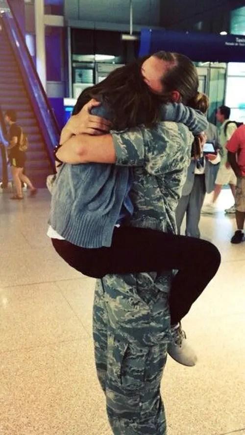 soldado lesbiana