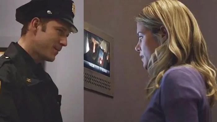 Trish-con-el-policía