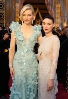 Rooney Mara y Cate Blanchett 1