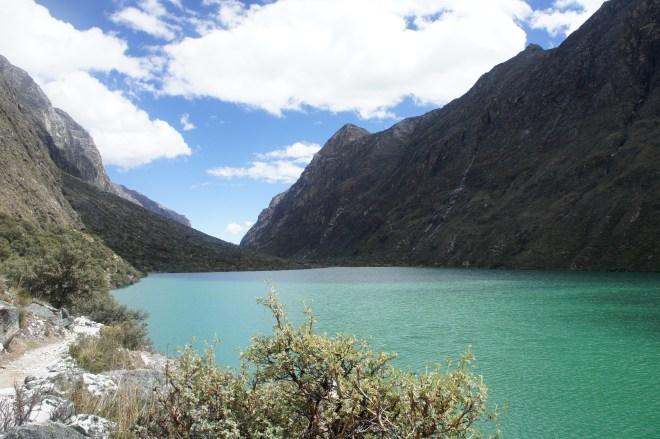 Lagune Jatuncocha (3880m)